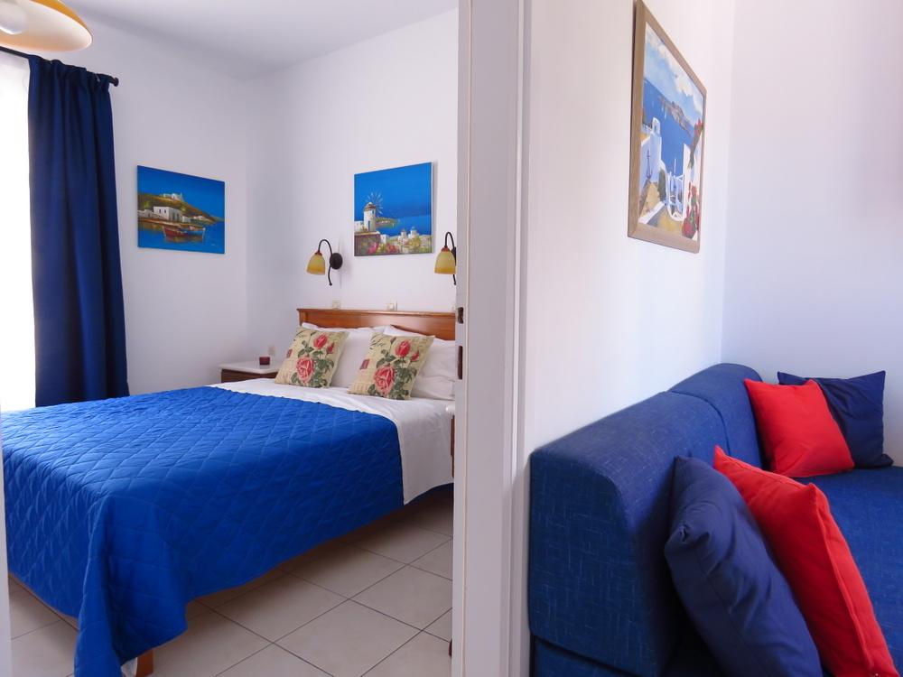 Appartamento Per 4 Piano Superiore Scorpio Studios Apartments